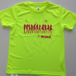 WINGオリジナルTシャツ